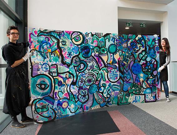 Deux Paint'Tubes complémentaires