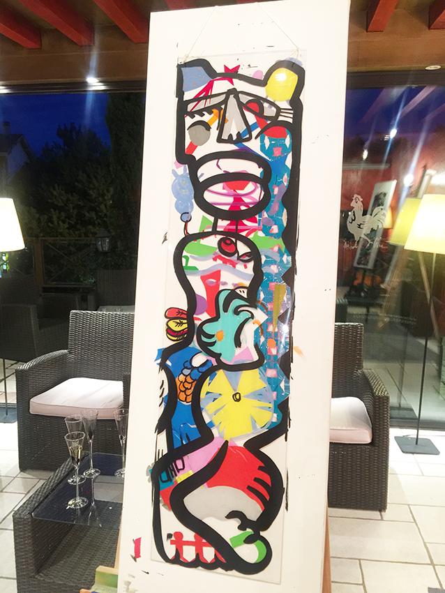 Ateliers peinture Lyon Paris Genève Monaco